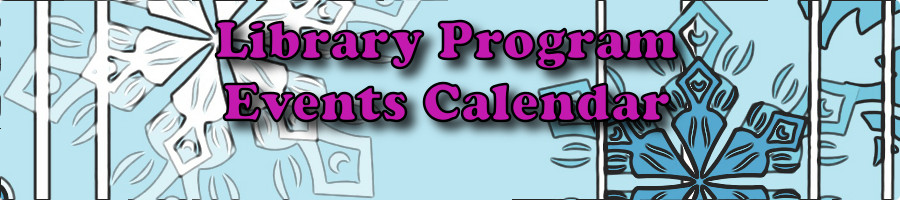 Greensburg Library Event Calendar